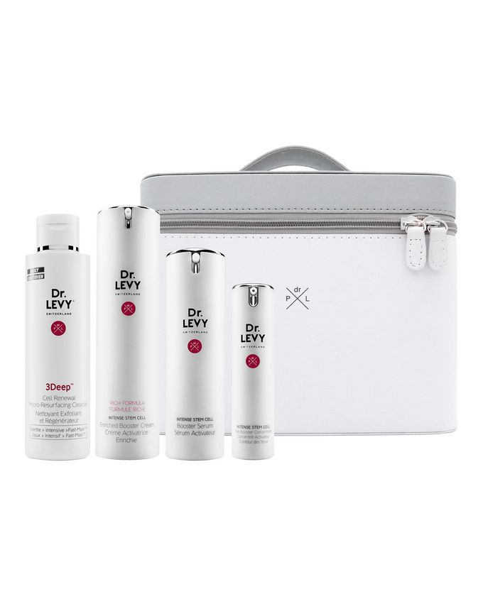 Dr. LEVY Switzerland Advanced Medi-Luxe Skin Transformation Set