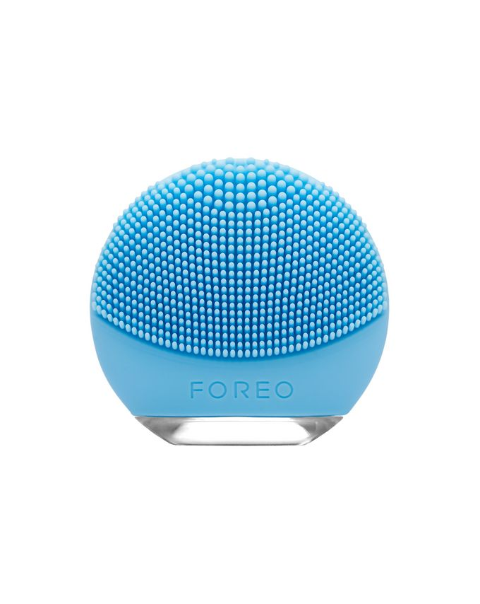 FOREO LUNA go Combination Skin Facial Cleansing Brush