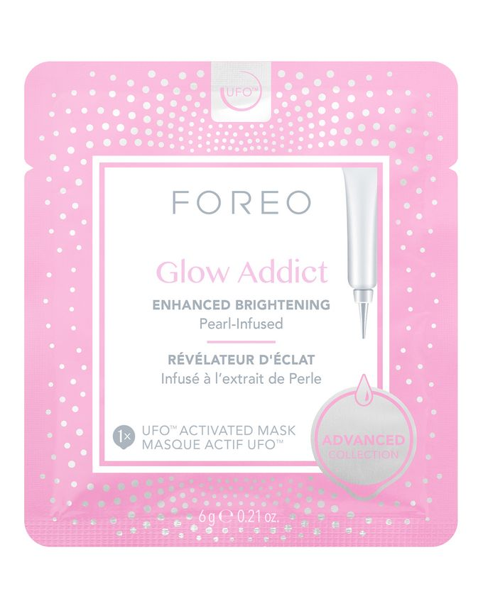 FOREO Glow Addict - UFO Activated Mask