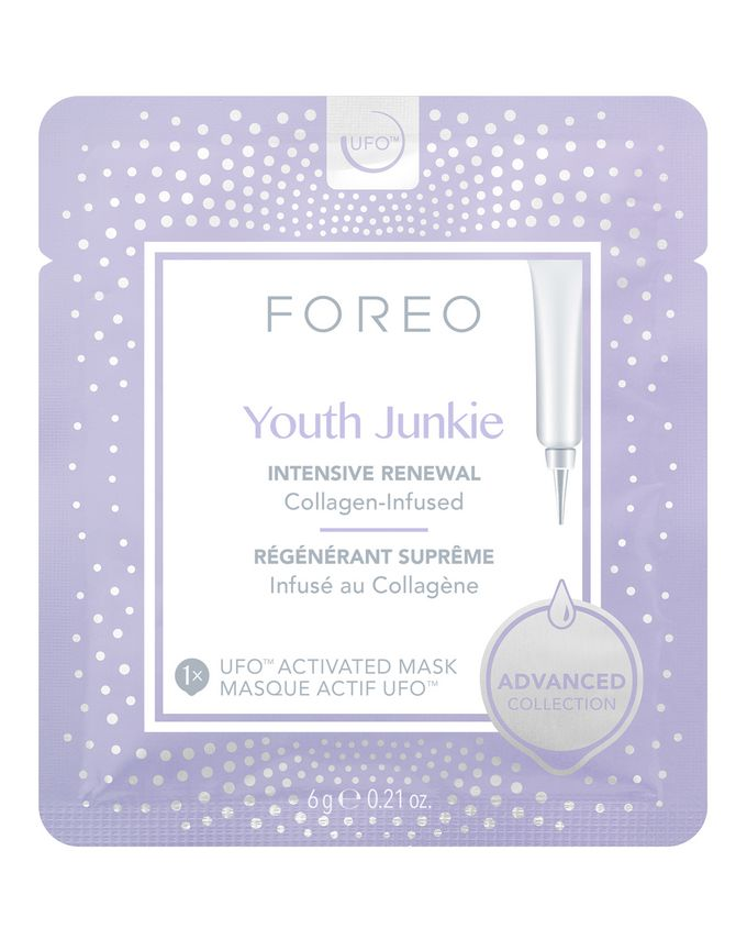 FOREO Youth Junkie - UFO Activated Mask