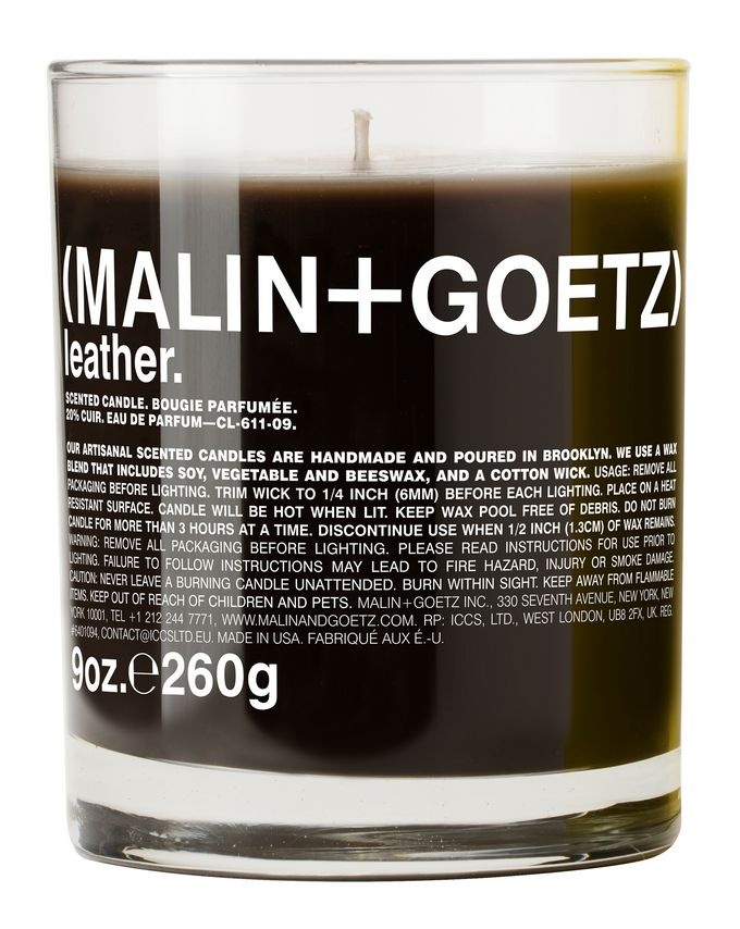 MALIN + GOETZ Leather Candle