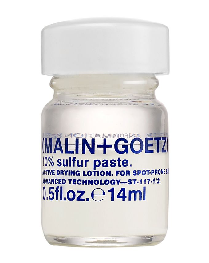 MALIN + GOETZ 10% Sulfur Paste