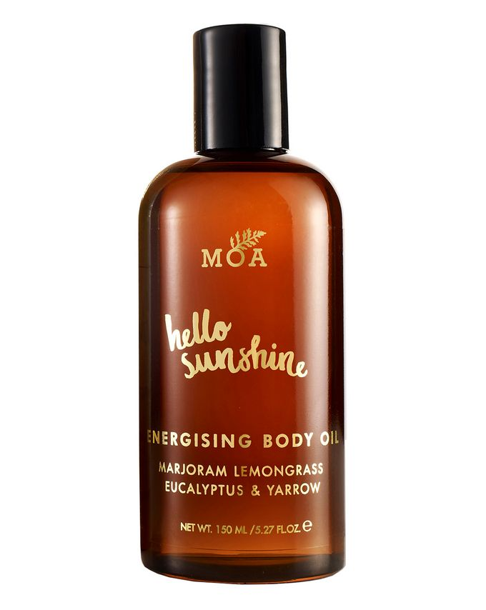MOA - Magic Organic Apothecary Hello Sunshine Energising Body Oil