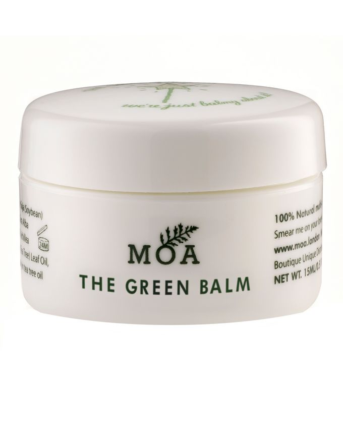 MOA - Magic Organic Apothecary The Green Balm