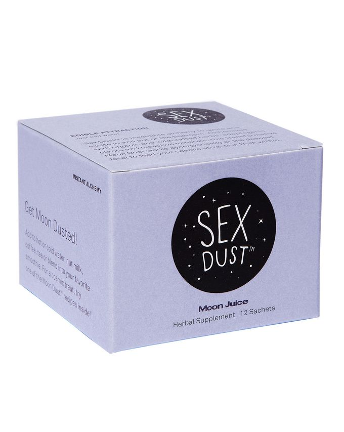Moon Juice Sex Dust Sachet Box