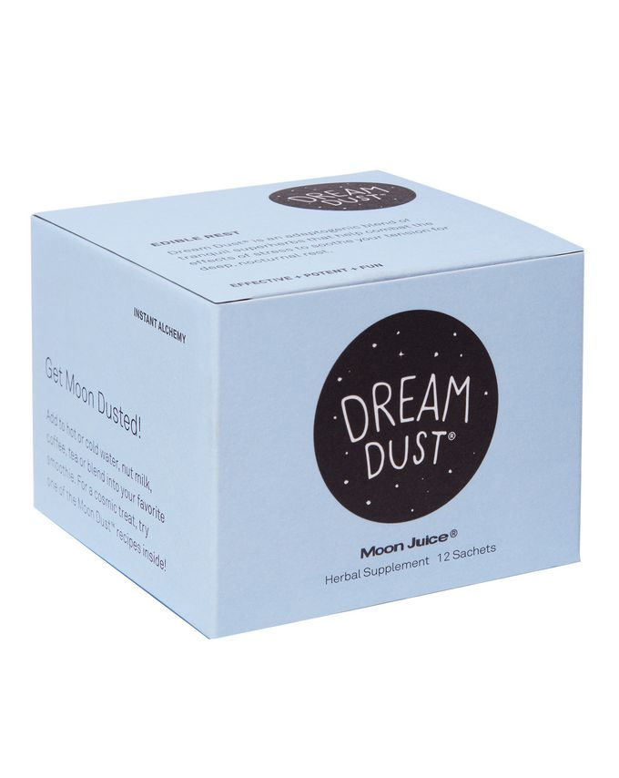 Moon Juice Dream Dust Sachet Box