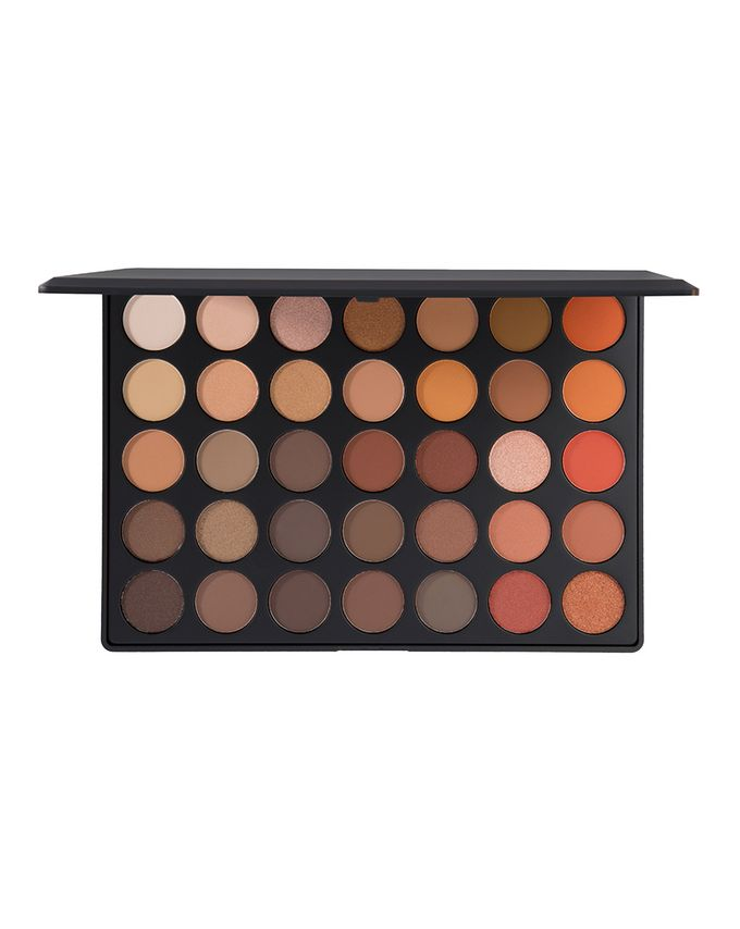 Morphe 35o Nature Glow Eyeshadow Palette Cult Beauty