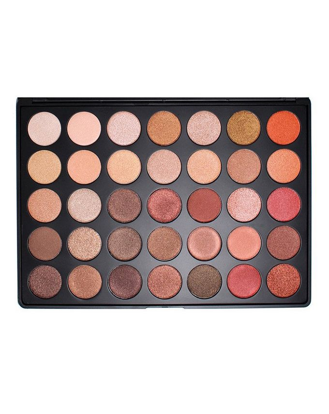 Morphe Matte Natural Color Palette