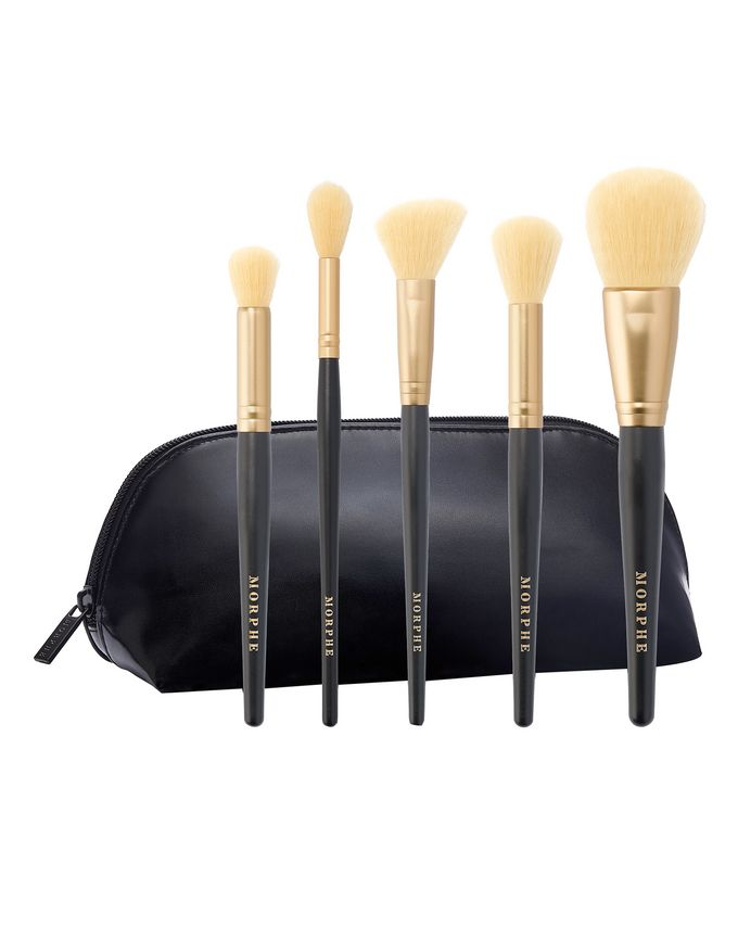Morphe Complexion Crew 5-Piece Brush Collection