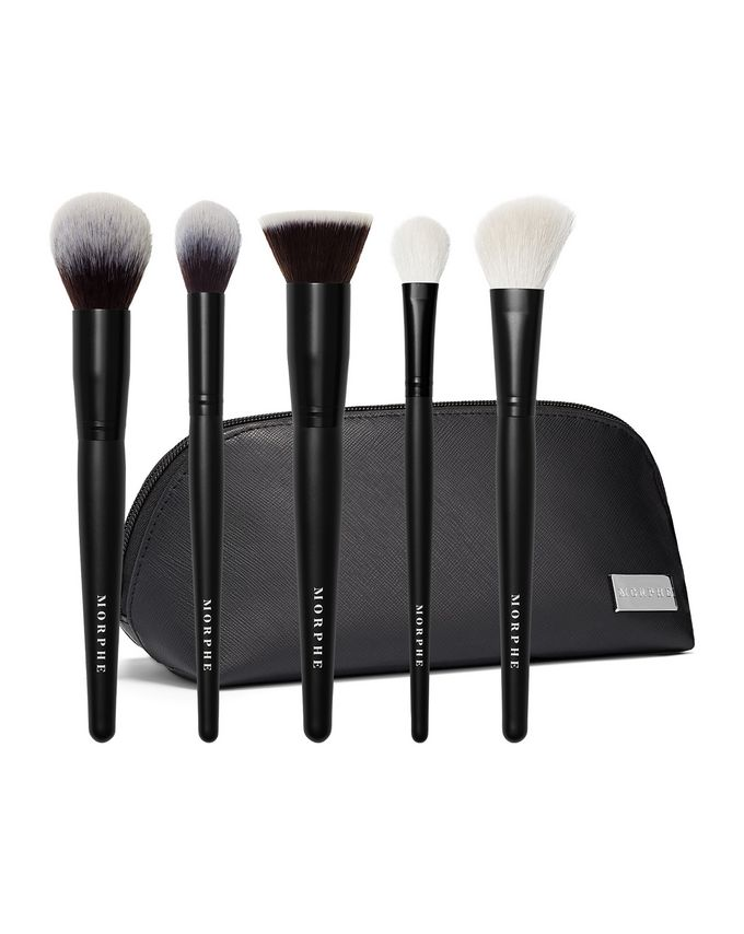Morphe Face The Beat 5-Piece Face Brush Collection