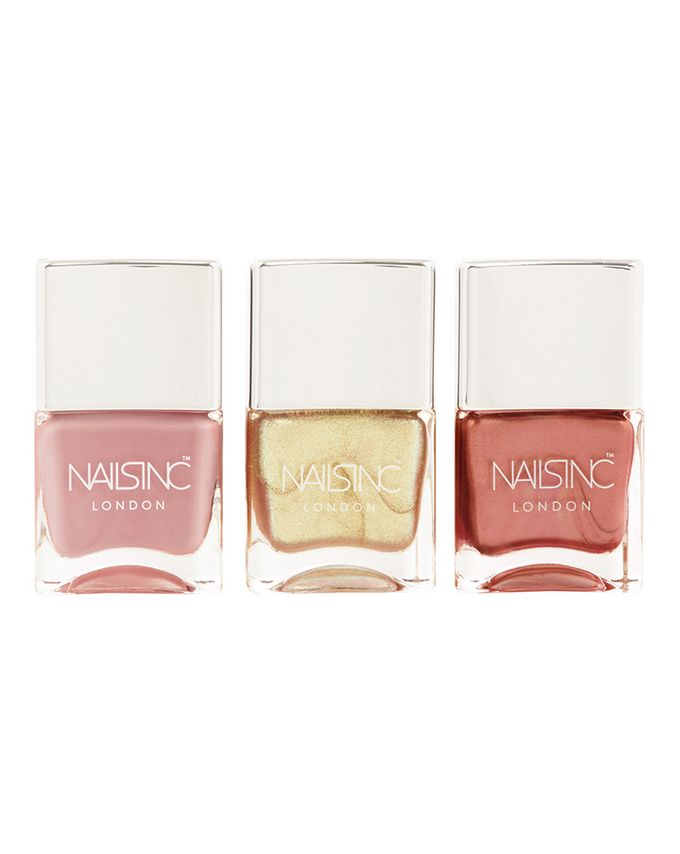 NAILS INC. Polish Palette Trio Gift Set