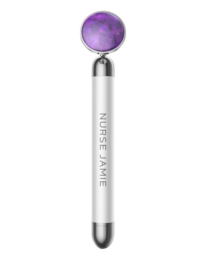 Nurse Jamie NuVibe RX Amethyst Massaging Beauty Roller