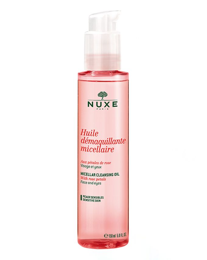 Nuxe Micellar Cleansing Oil with Rose Petals