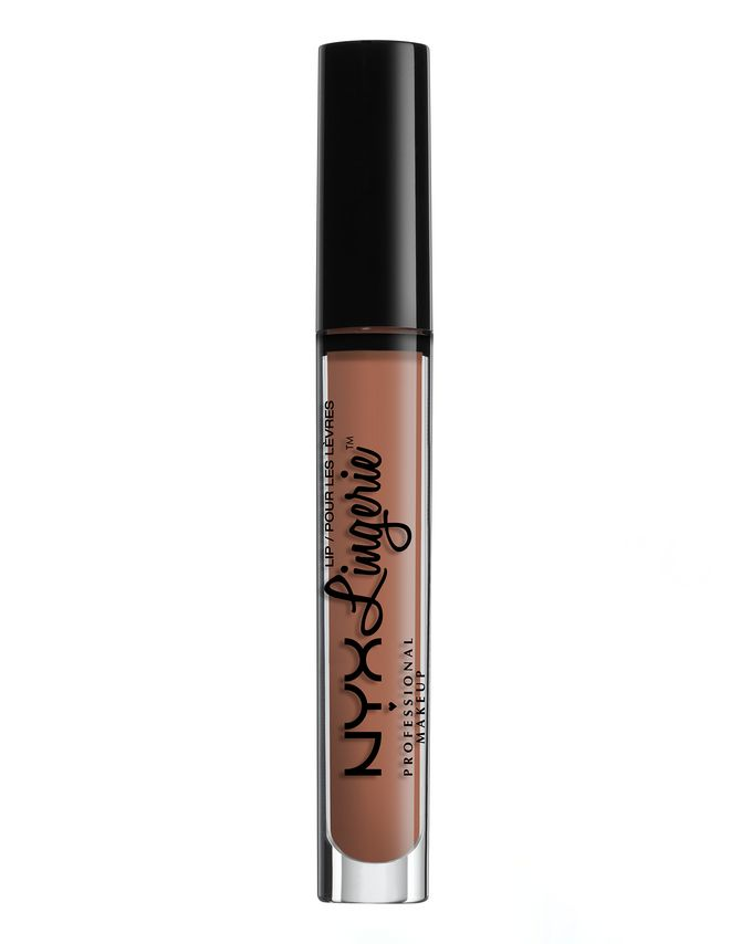 Lingerie Liquid Lipstick By Nyx Professional Makeup