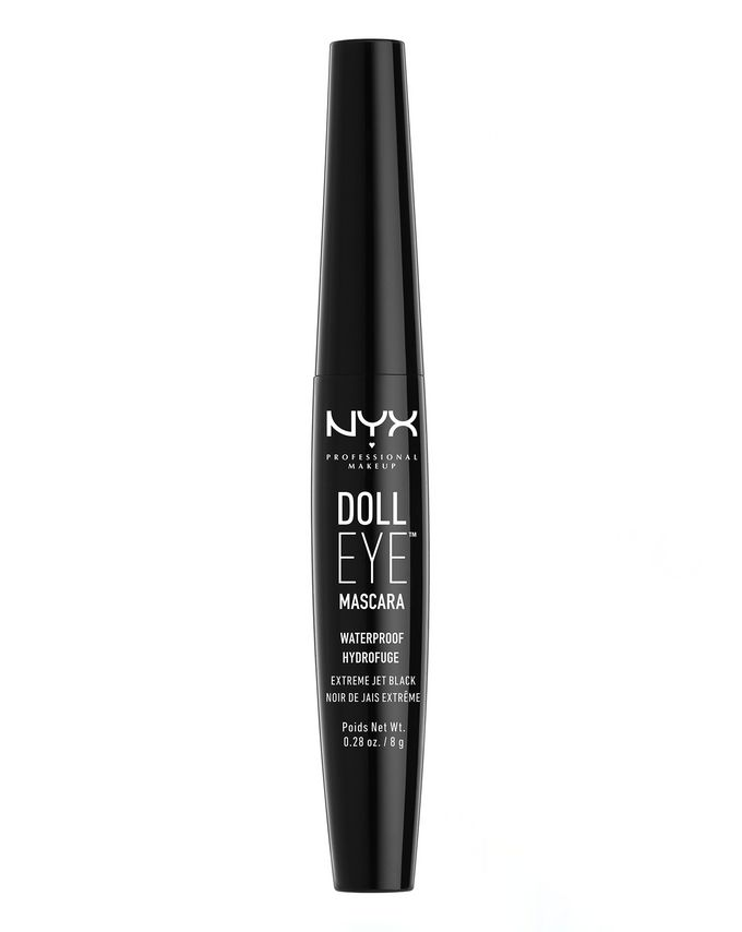 NYX Professional Makeup Doll Eye Mascara Waterproof