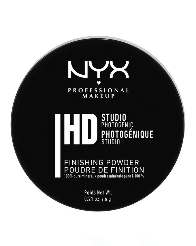 NYX Professional Makeup Studio Finishing Powder - Translucent Finish