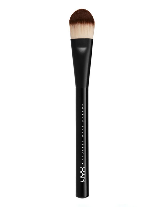 NYX Professional Makeup Pro Brush Flat Foundation