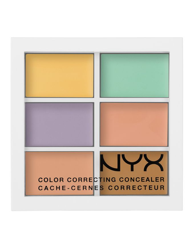 Image result for nyx colour correcting palette uk