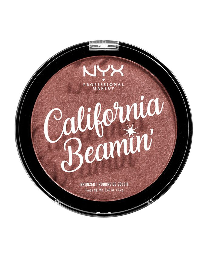 NYX Professional Makeup California Beamin' Face And Body Bronzer