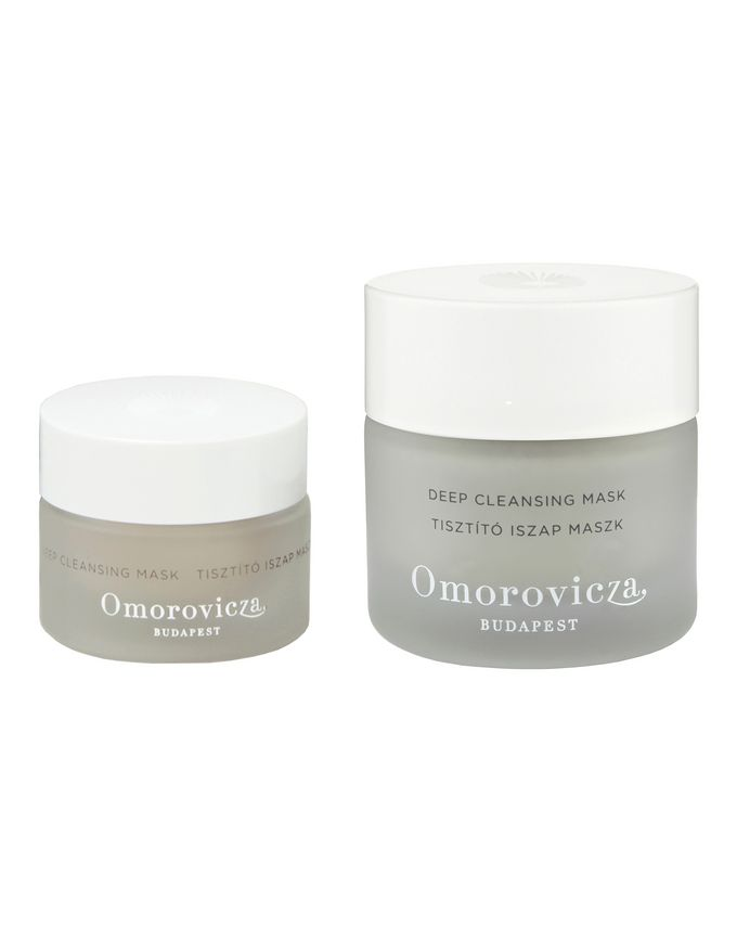 Omorovicza Deep Cleansing Mask Home & Away (worth £78)