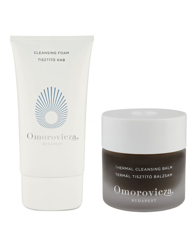 Omorovicza Day and Night Double Cleanse Duo (worth £101)