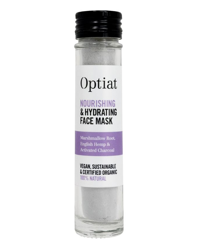Optiat Nourishing Organic Hemp Face Mask