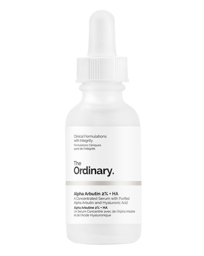 Alpha Arbutin 2 Percents + Ha by The Ordinary