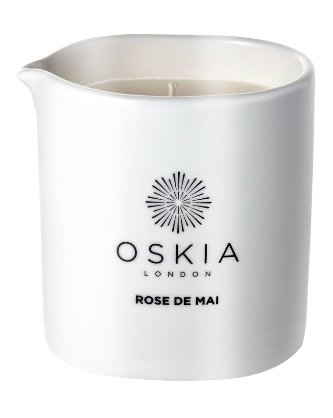 Oskia Rose De Mai Massage Candle