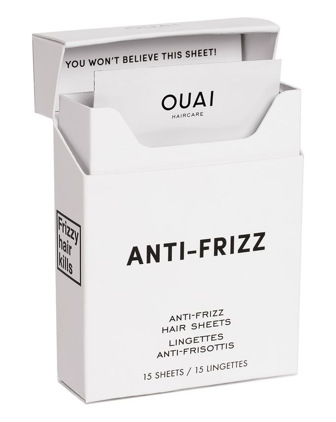 OUAI Haircare Anti-Frizz Smoothing Sheets