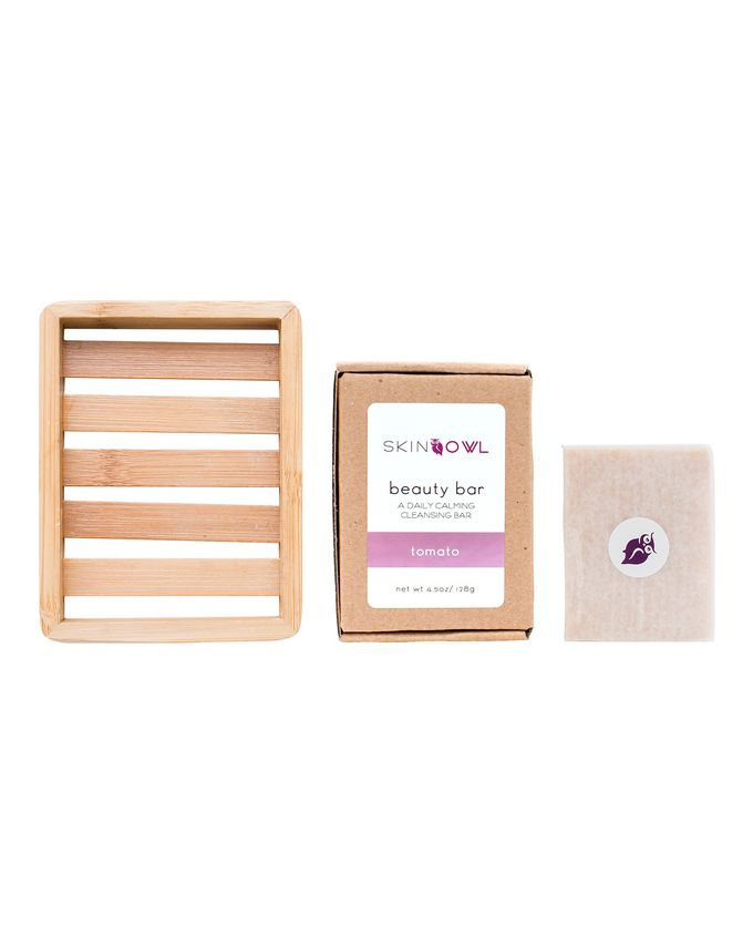SkinOwl Beauty Bar Kit (Tomato & Bentonite Clay)