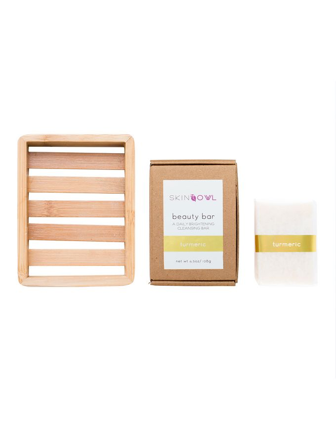 SkinOwl Beauty Bar Kit (Turmeric & Agave)