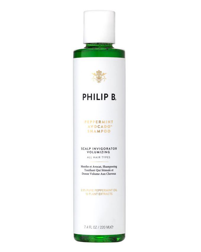 Philip B Peppermint & Avocado Clarifying Shampoo