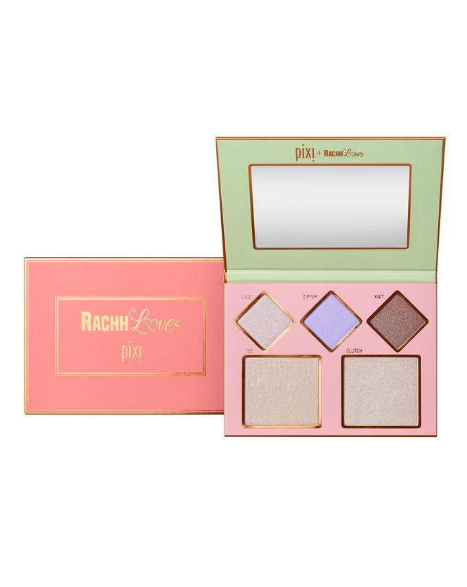 Pixi RachhLoves The Layers Highlighting Palette