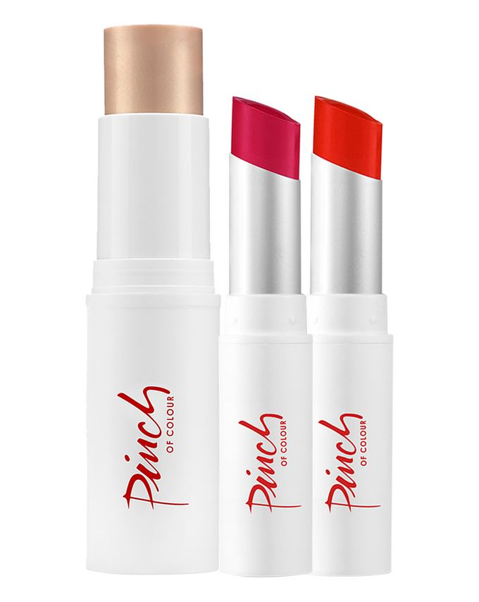 Pinch of Colour Pinched With Beauty Set (worth £70)