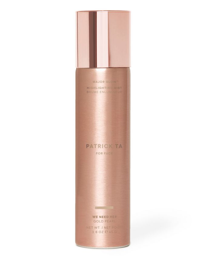 PATRICK TA Major Glow Highlighting Mist