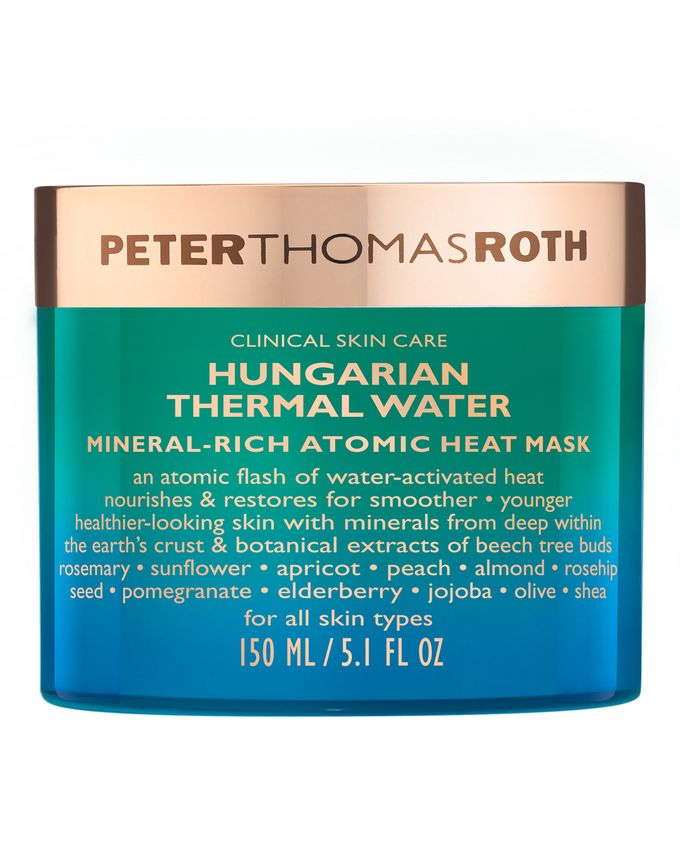 Peter Thomas Roth Hungarian Thermal Water Mineral-Rich Heat Mask
