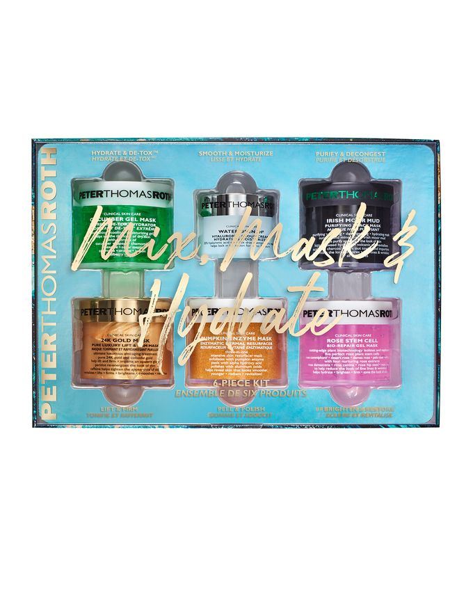 Mix, Mask & Hydrate by Peter Thomas Roth