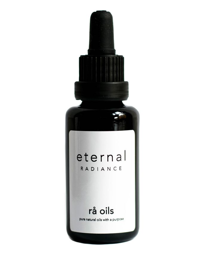 rå oils Eternal Radiance Face Oil