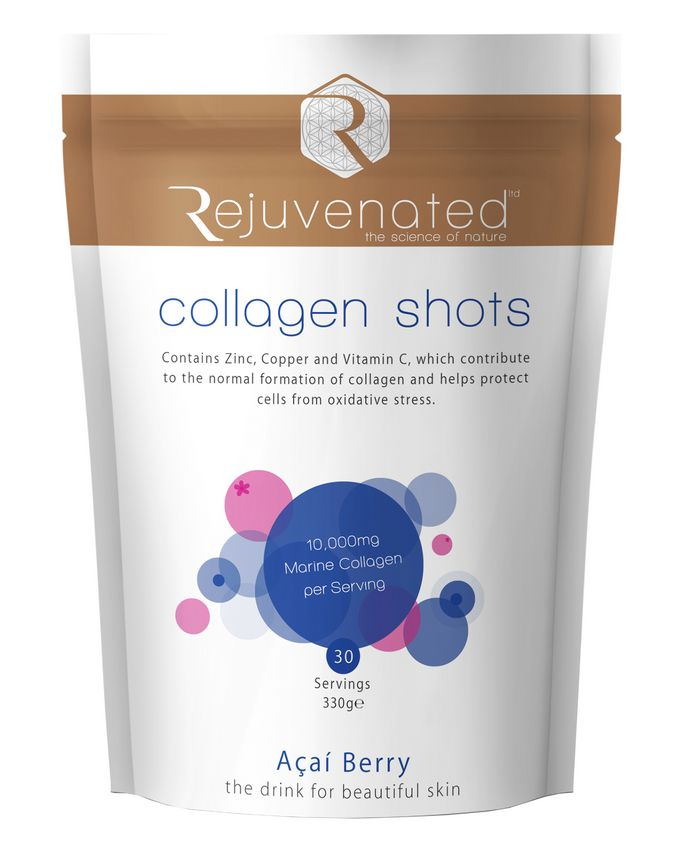 Rejuvenated Ltd Collagen Shots