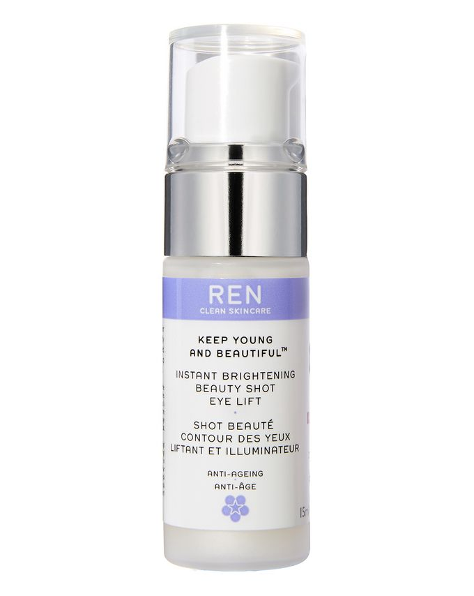 REN CLEAN SKINCARE Keep Young & Beautiful Instant Brightening Beauty Shot Eye Lift