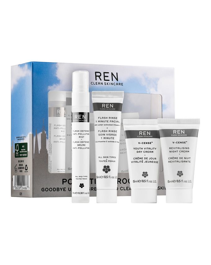 REN CLEAN SKINCARE Pollution Proof Kit