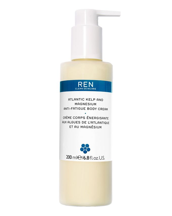 REN CLEAN SKINCARE Atlantic Kelp and Magnesium Anti-Fatigue Body Cream