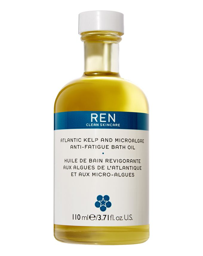 REN CLEAN SKINCARE Atlantic Kelp and Microalgae Anti-Fatigue Bath Oil