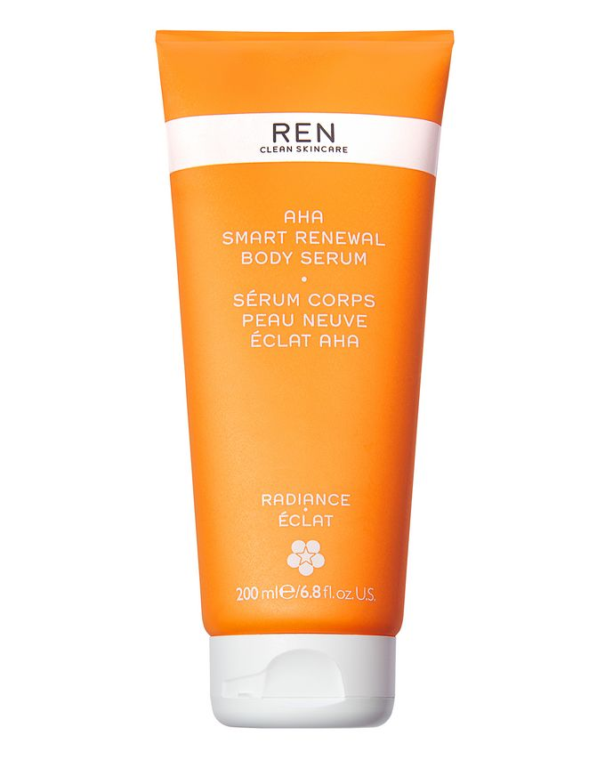 REN CLEAN SKINCARE AHA Smart Renewal Body Serum