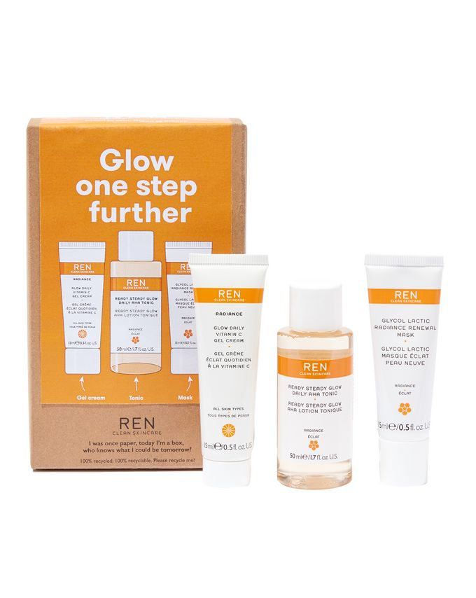 REN CLEAN SKINCARE Glow One Step Further
