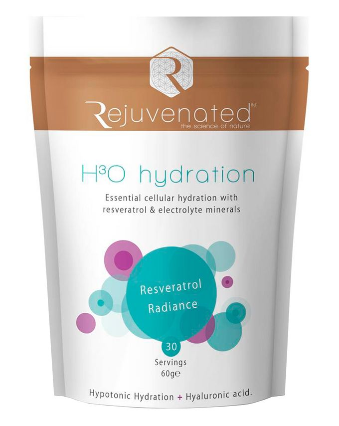 Rejuvenated Ltd H3O Hydration