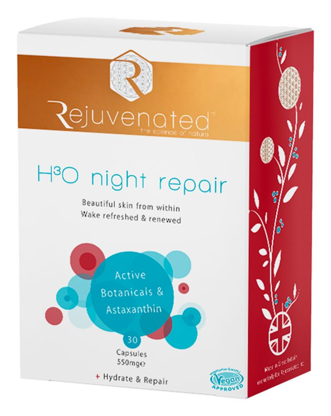 Rejuvenated Ltd H3O Night Repair
