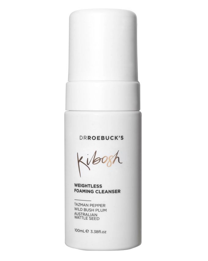 Dr Roebuck's Kibosh Weightless Foaming Cleanser