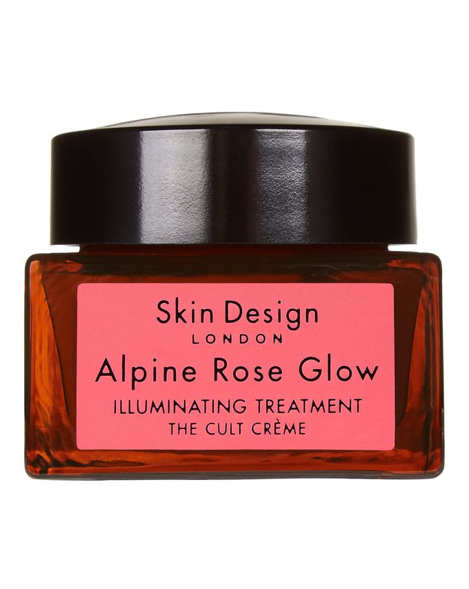 Skin Design London Alpine Rose Glow - Illuminating Treatment