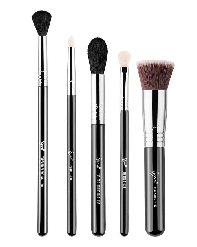 Sigma Beauty The Most Wanted Brush Set